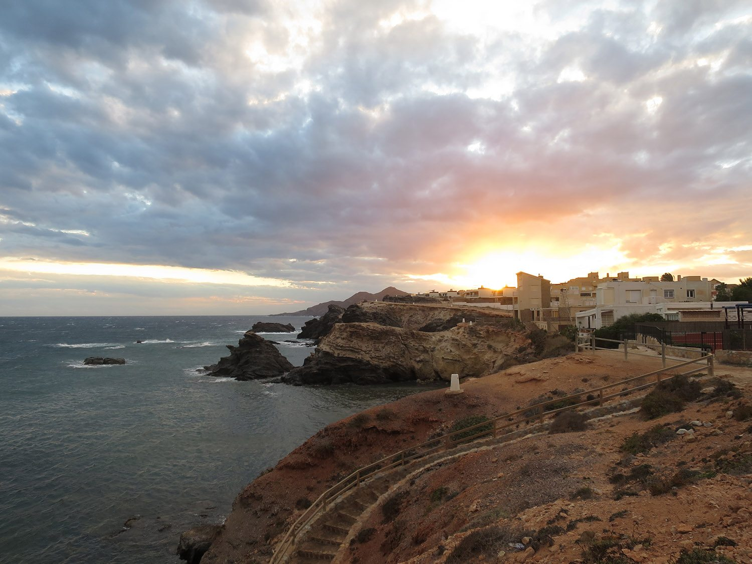 epic-sunset-cabo-de-palos
