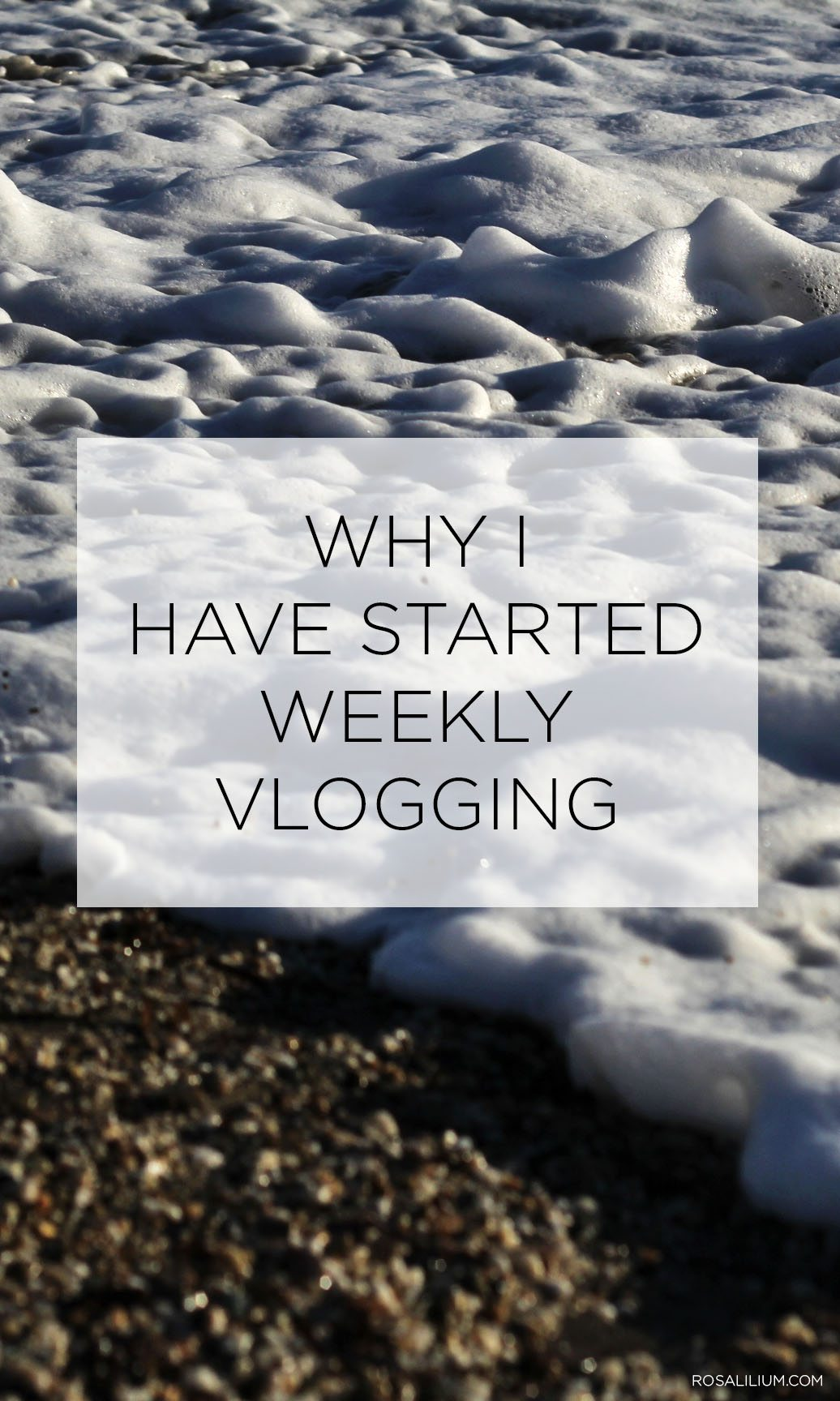 why-i-have-started-weekly-vlogging