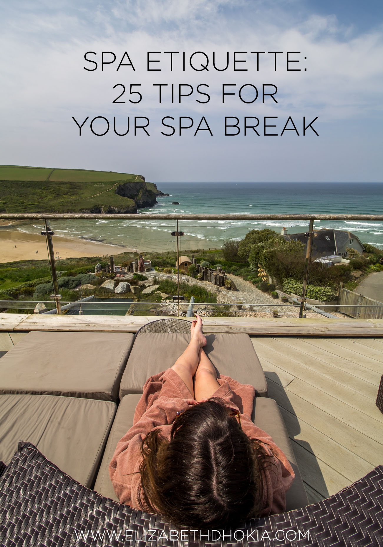 25 tips on spa etiquette