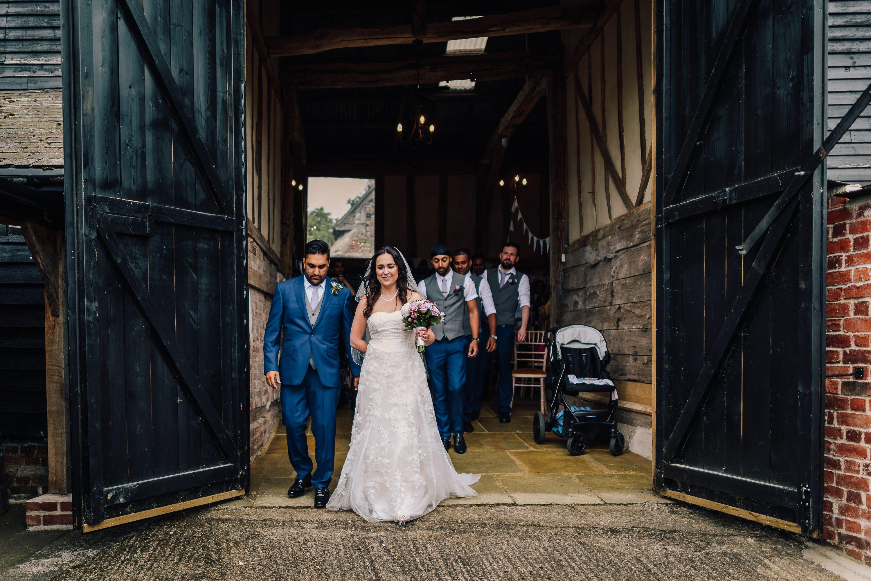 Rustic Wedding Barn UK