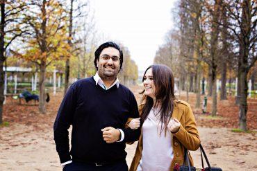 Raj and Elizabeth