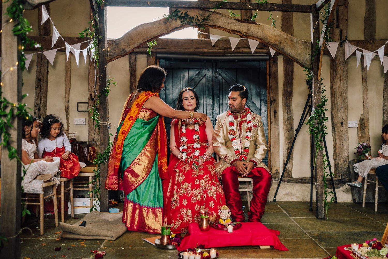 Varmala and Granth Bhandan