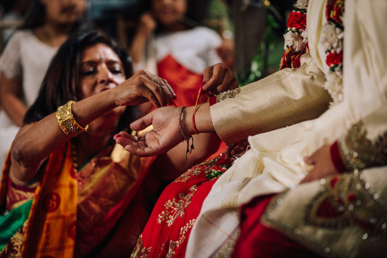 Ganesh Puja Hindu Wedding