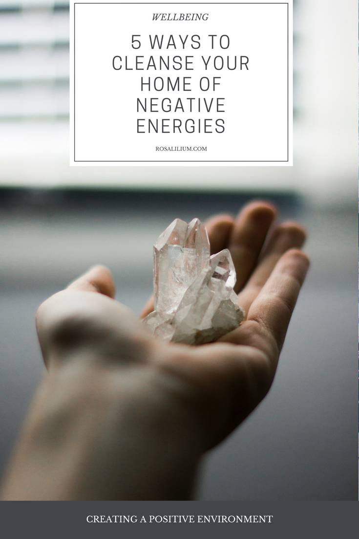 5 ways to cleanse your home of negative energies Cleansing bad energy from home