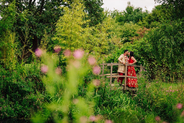 Hindu Bride and Groom Wedding