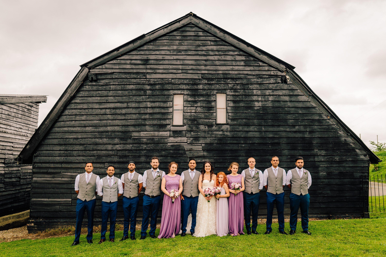 Rustic Wedding Venue England