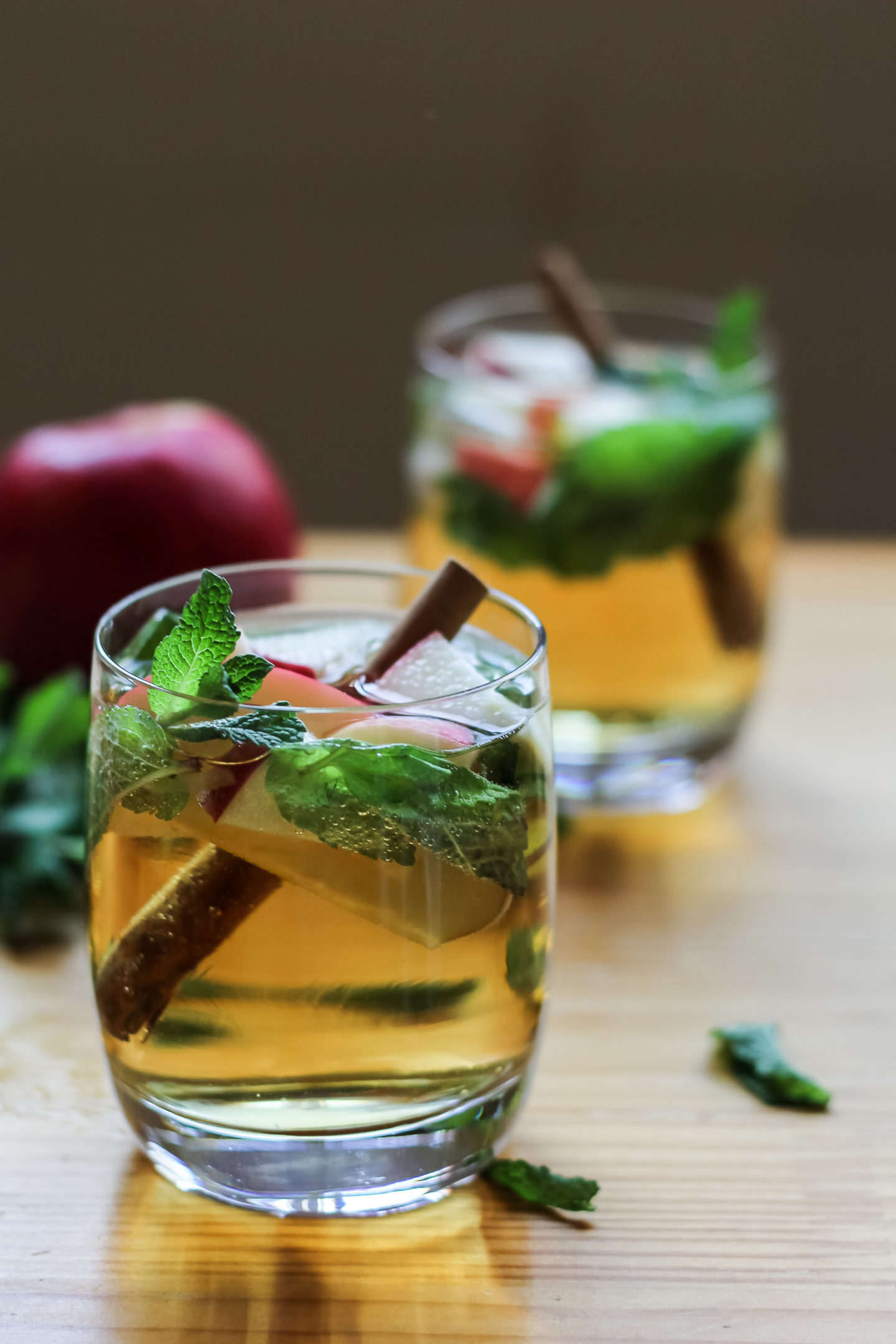 Apple Cider Mojito Cocktail Recipe