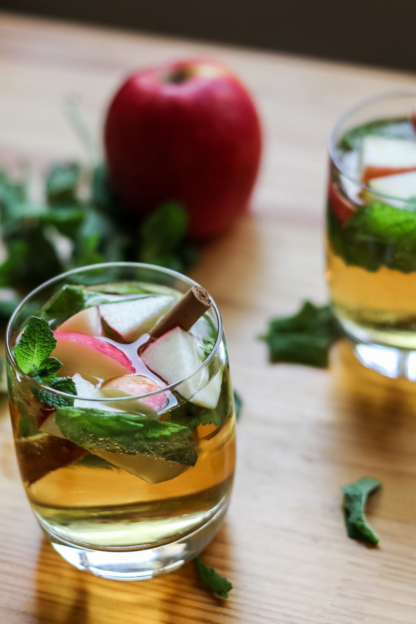 Apple Cider Mojito Recipe