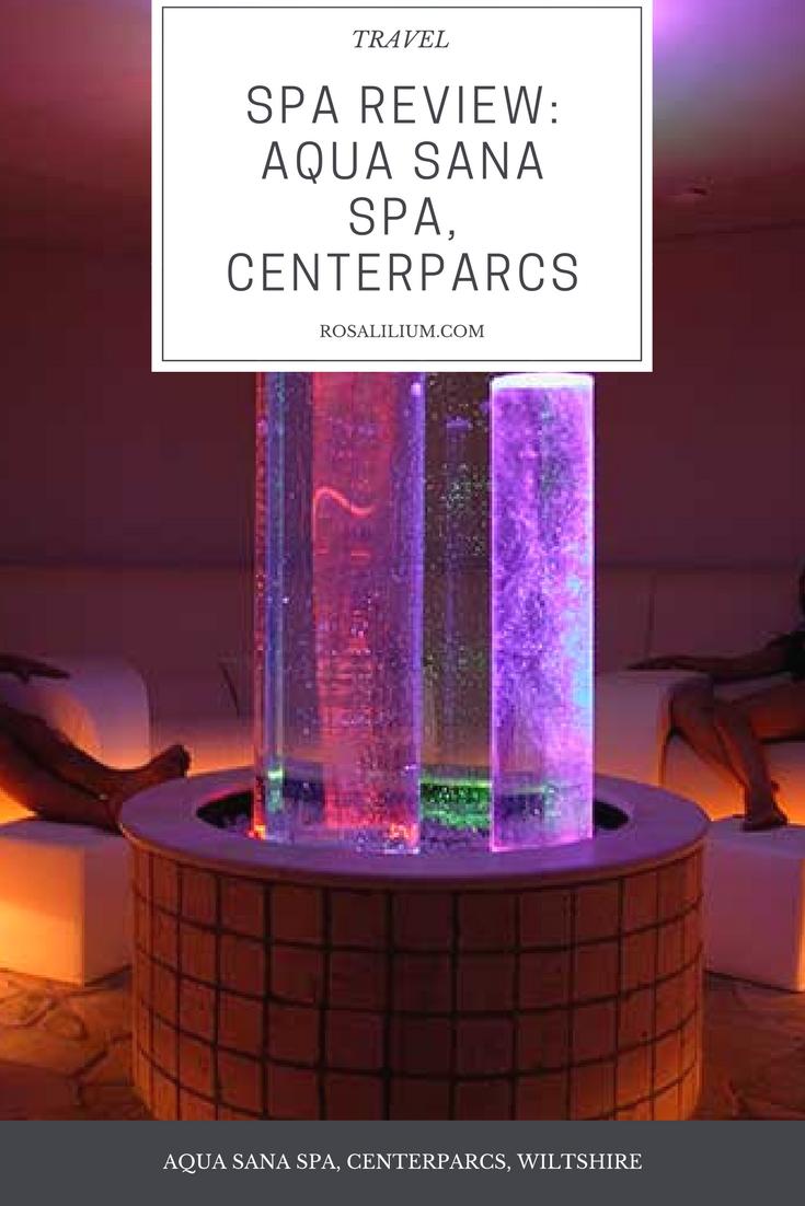 Aqua Sana Spa Centerparcs