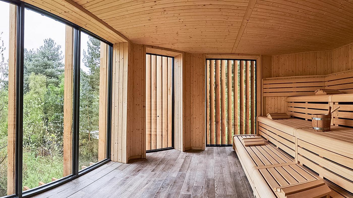 Review Of Aqua Sana Spa Sherwood Forest