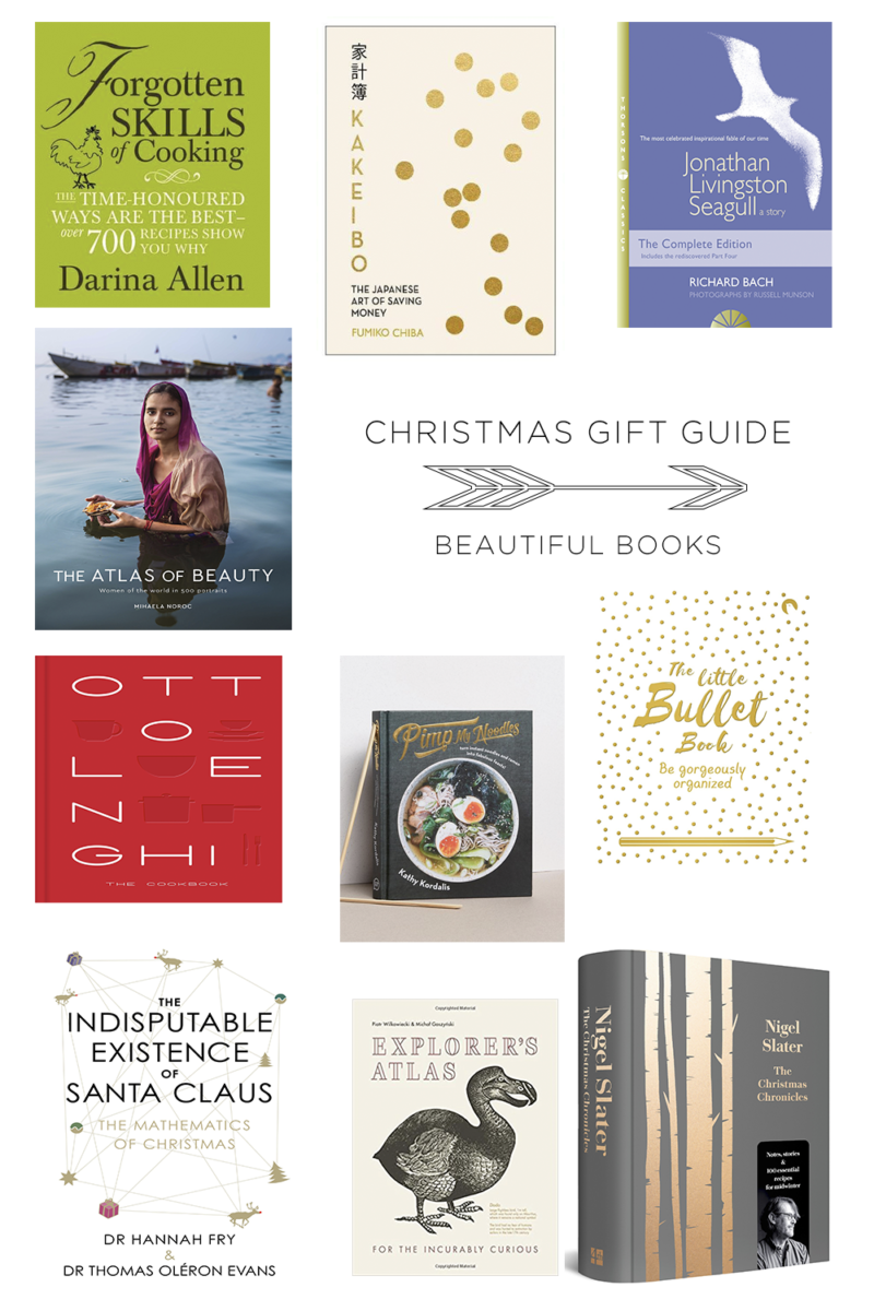 BEAUTIFUL BOOKS CHRISTMAS GUIDE