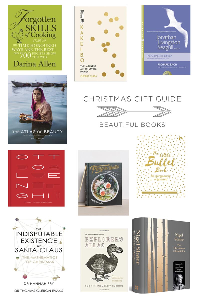 BEAUTIFUL BOOKS CHRISTMAS GUIDE