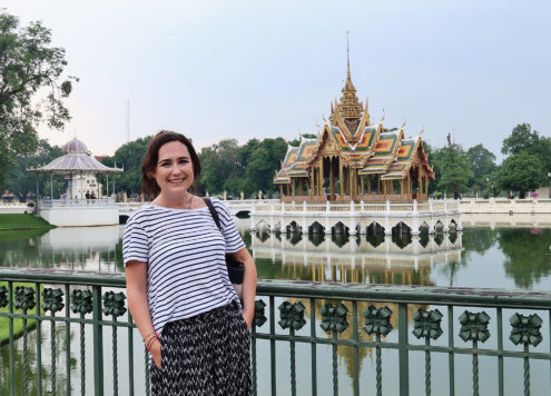 Bang Pa In Palace Ayutthaya