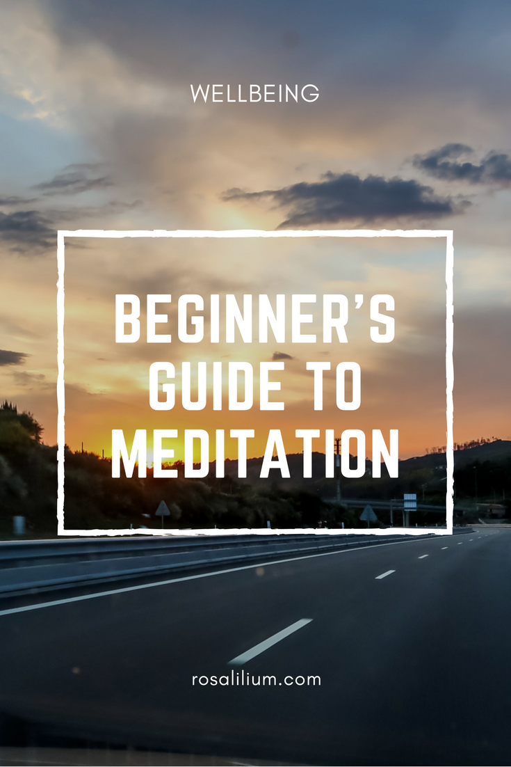Beginners guide to meditation (1)