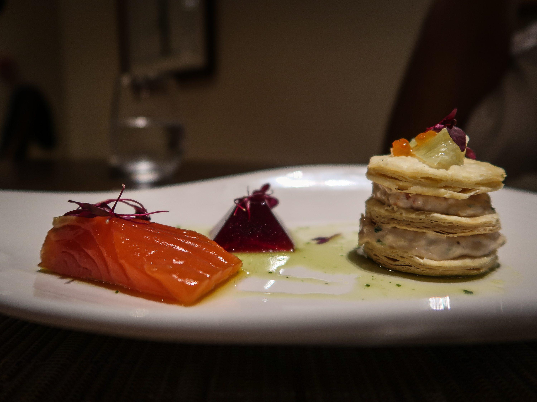 Bishopstrow Hotel Food