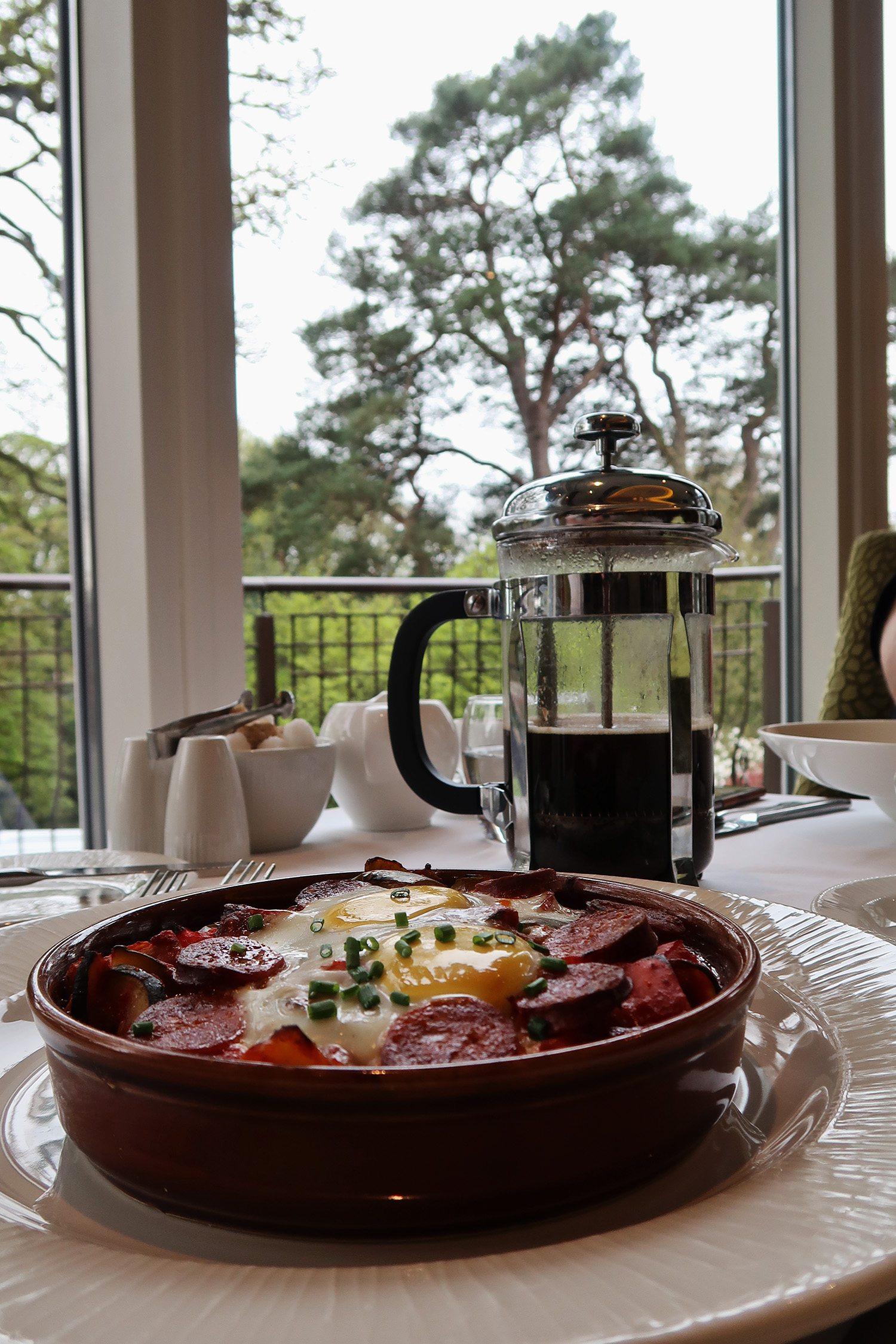 Breakfast at Galgorm