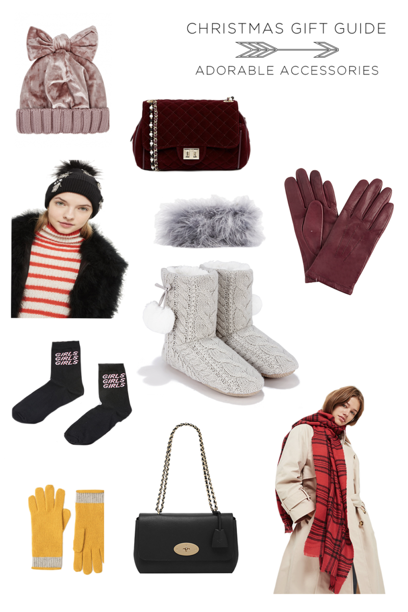 CHRISTMAS GUIDE ACCESSORIES