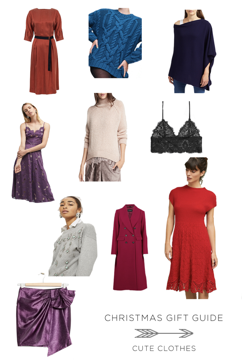 CHRISTMAS GUIDE CLOTHES