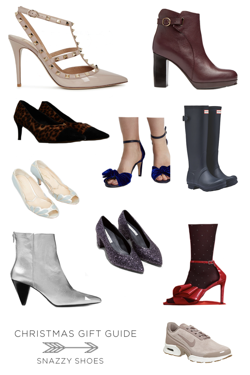 CHRISTMAS GUIDE SHOES