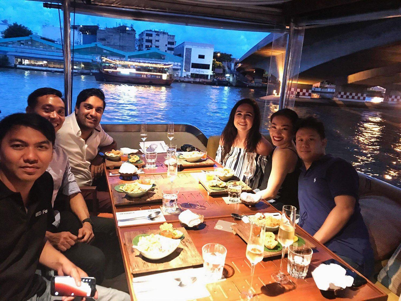 Champagne Dinner Bangkok