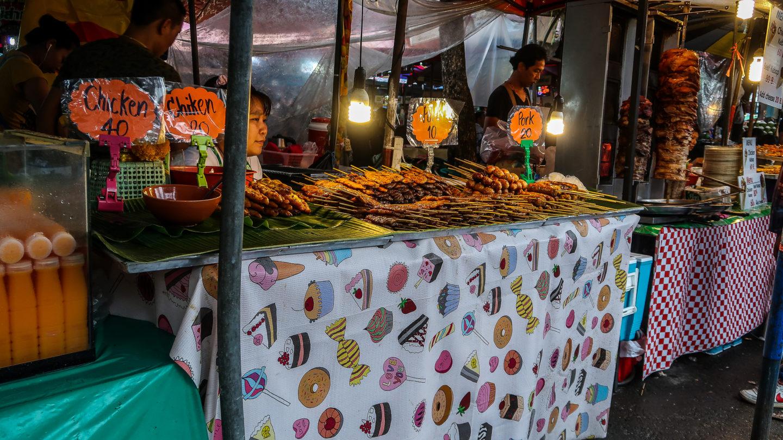 Chatuchak Market Thailand Food