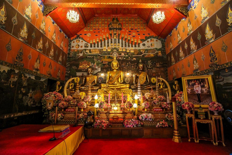 Chinese Temple Ayutthaya