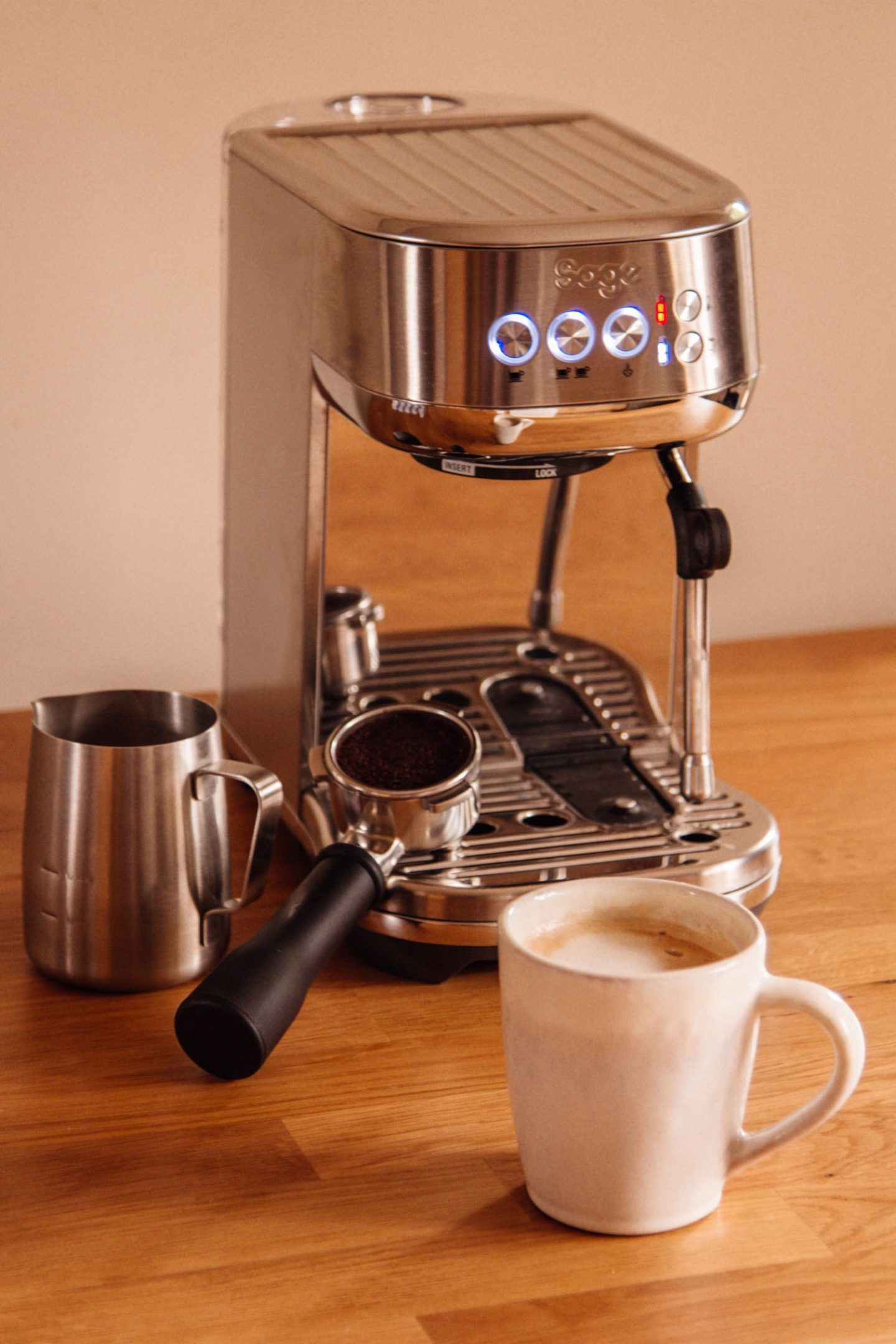 Coffee Machine at Home