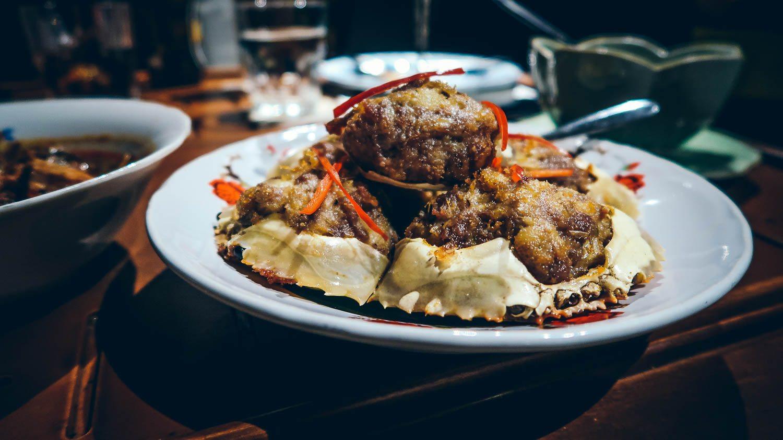 Crab and Pork