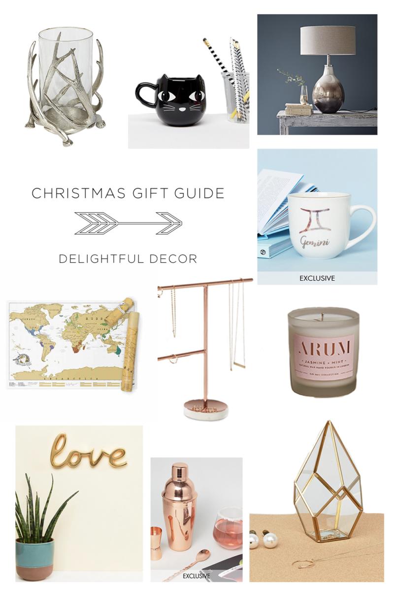 Delightful Decor Christmas Gift Guide