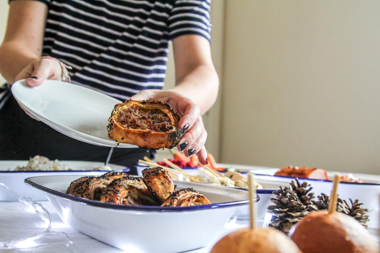 Gousto Box Sausage Roll