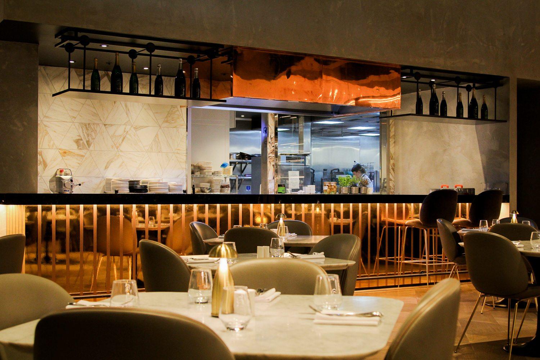Harvey Nichols Birmingham Restaurant