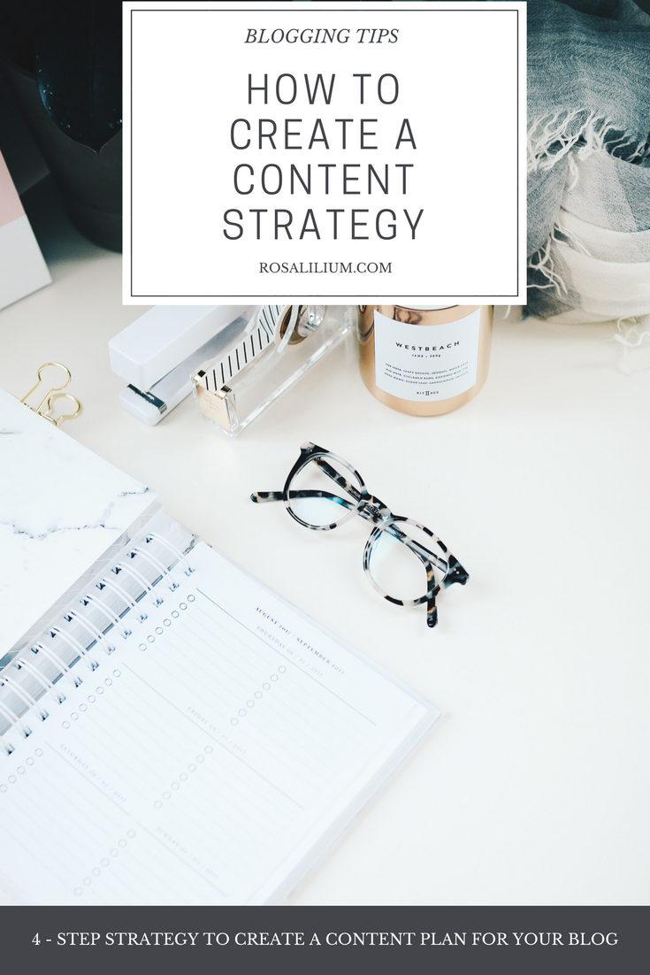 How To Create A Blogging Content Strategy