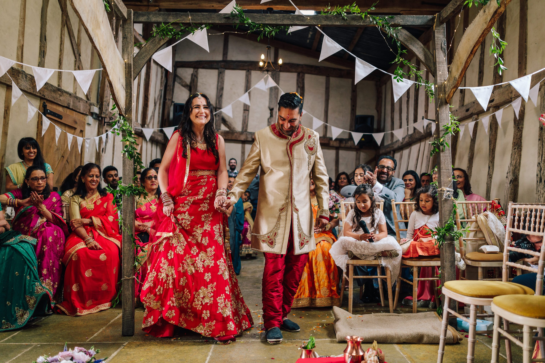 Hindu Indian Wedding Dress