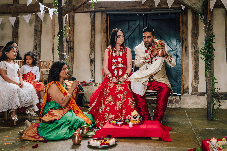 Indian Wedding Lengha Dress