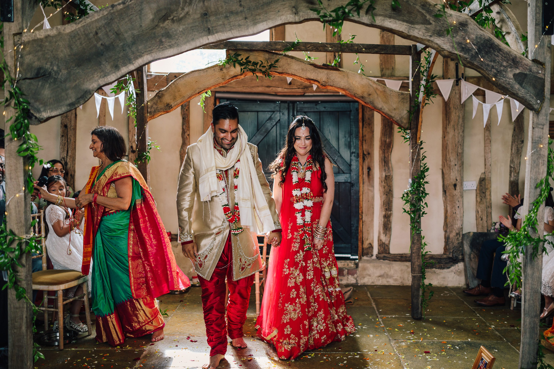 Indian Wedding Dress Skirt and Top