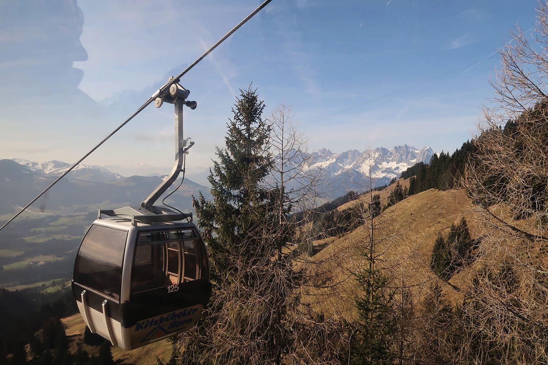Kitzbuhel Gondola