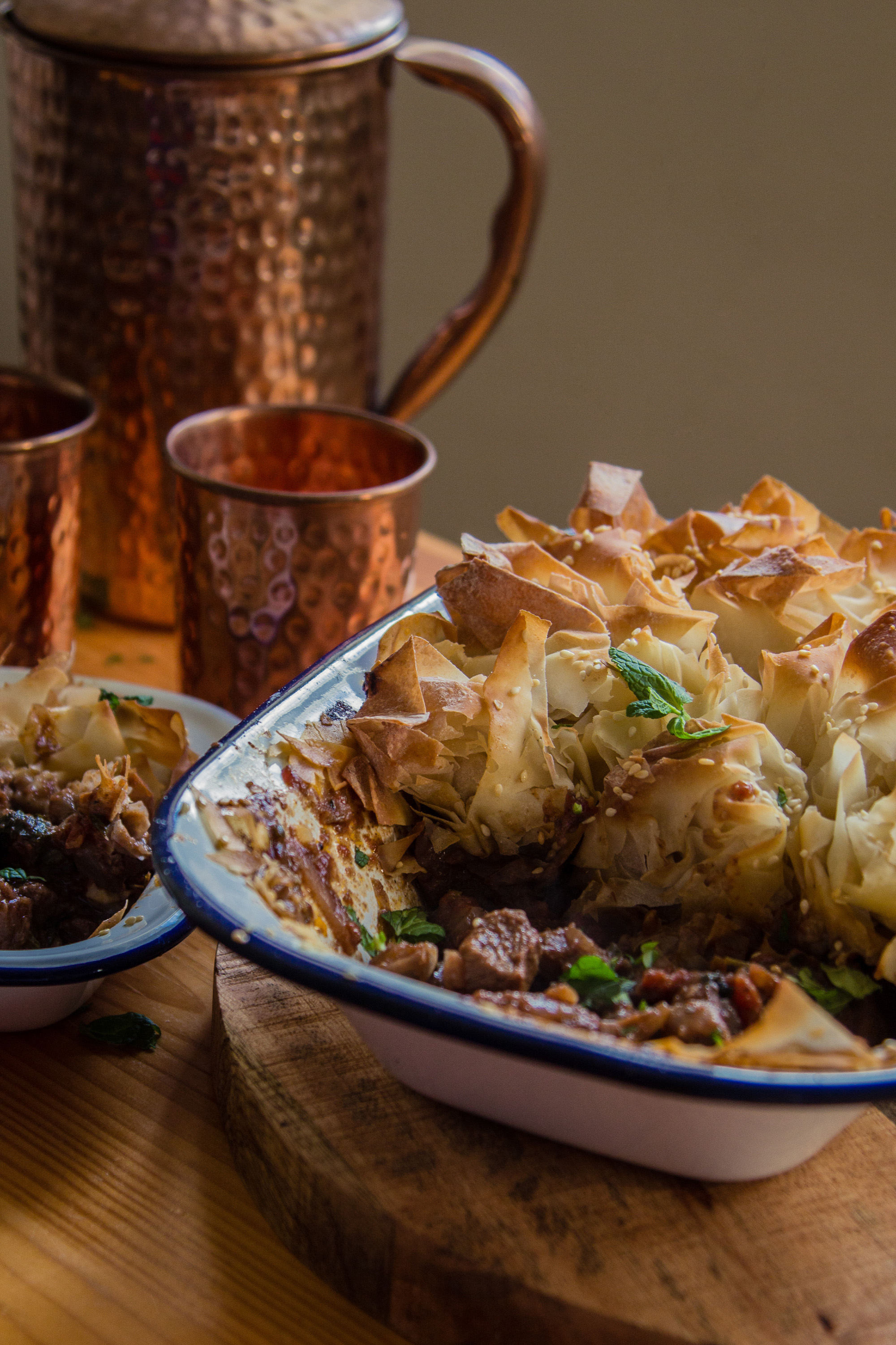 Persian Lamb Pie