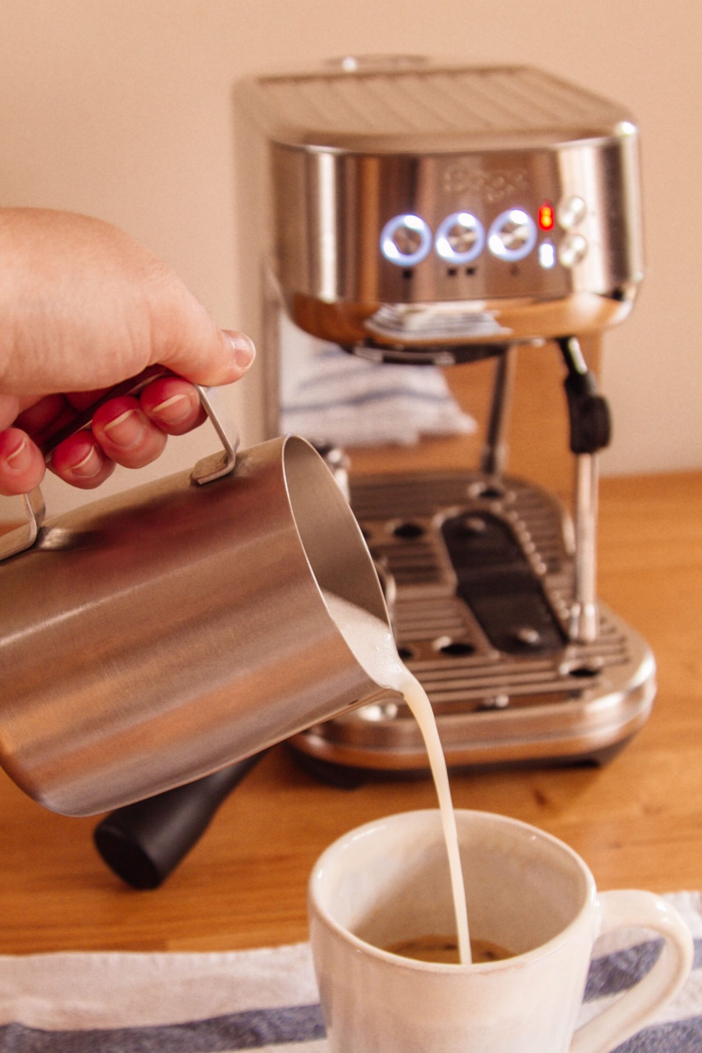 Make your own coffee at home