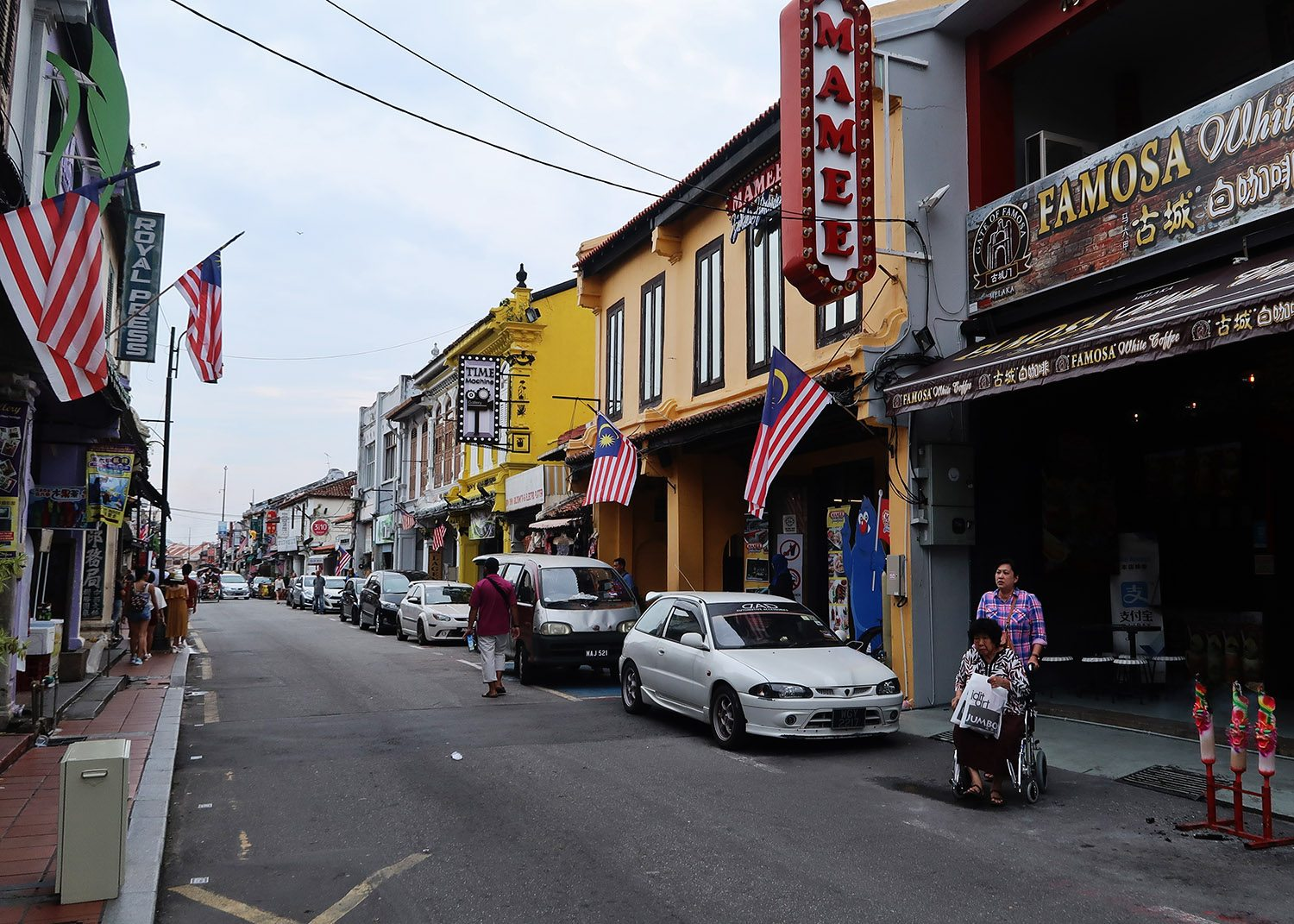 Malacca Old Town