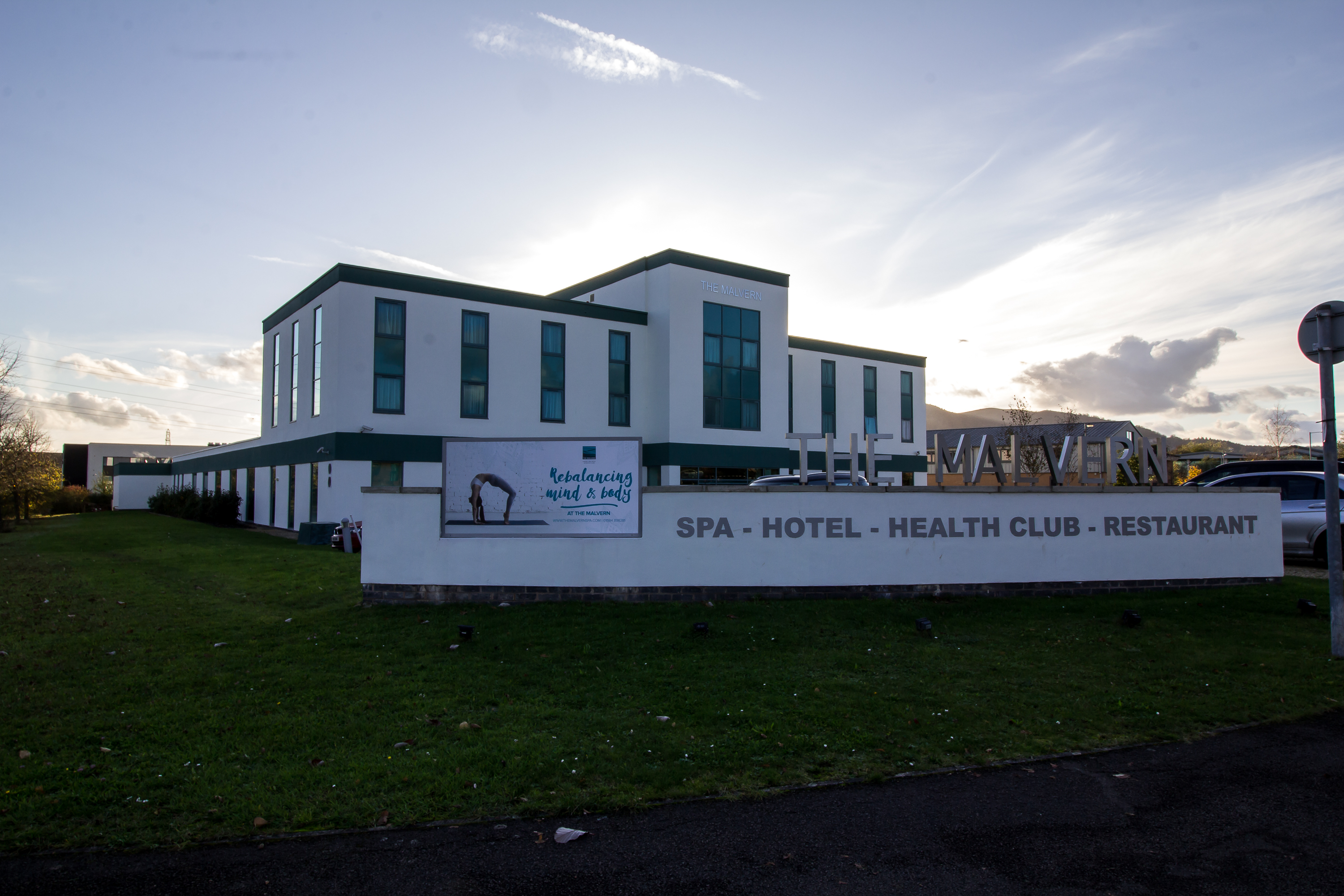 Malvern Spa Review Worcestershire