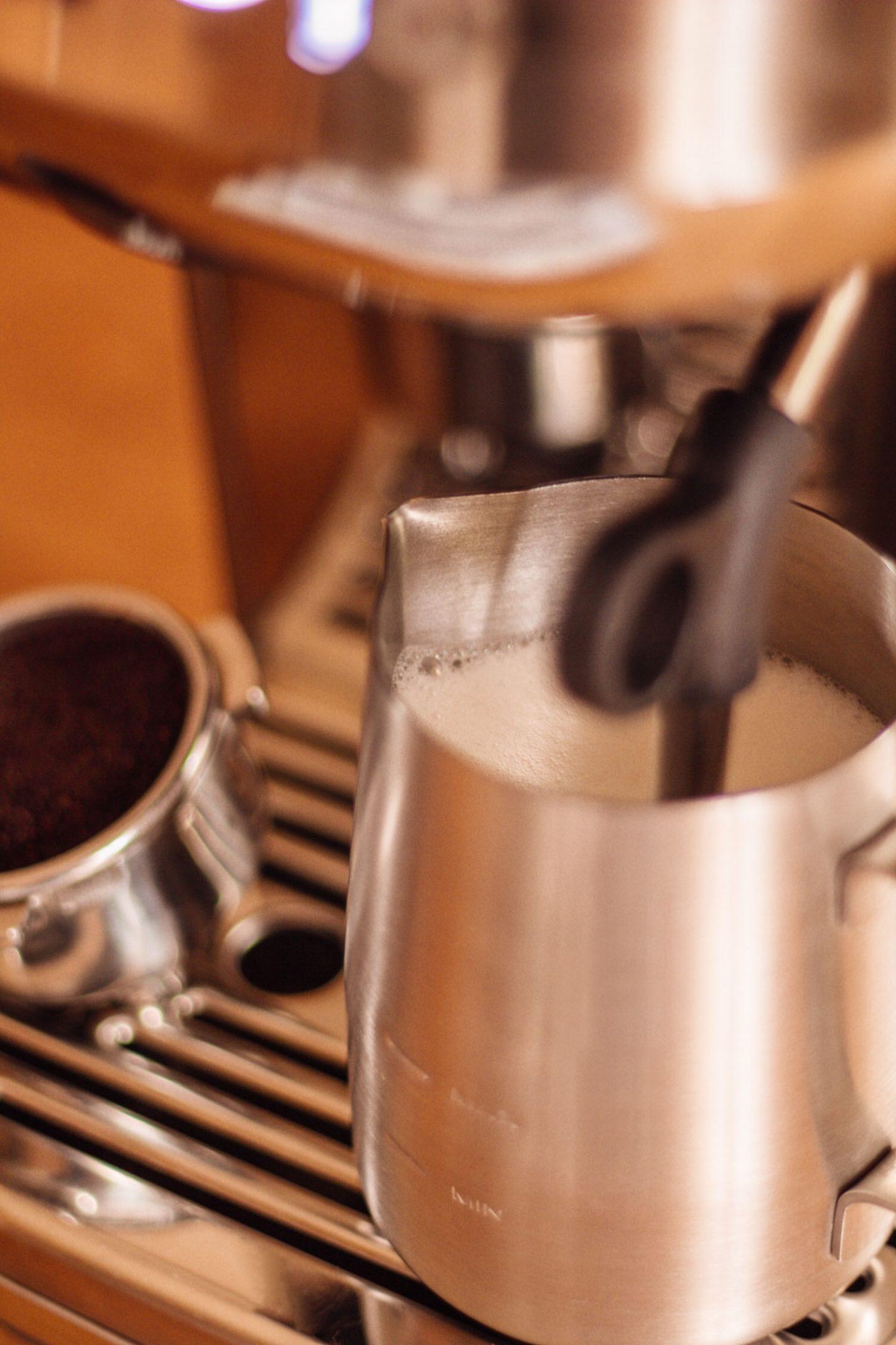 Milk Frother Sage Coffee Machine