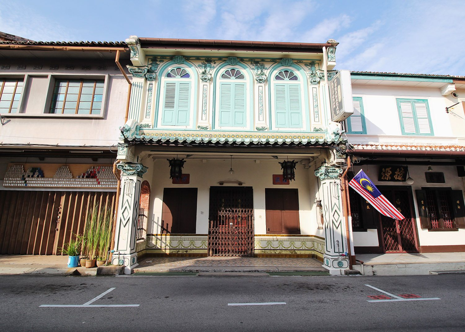 Old Buildings in Malacca