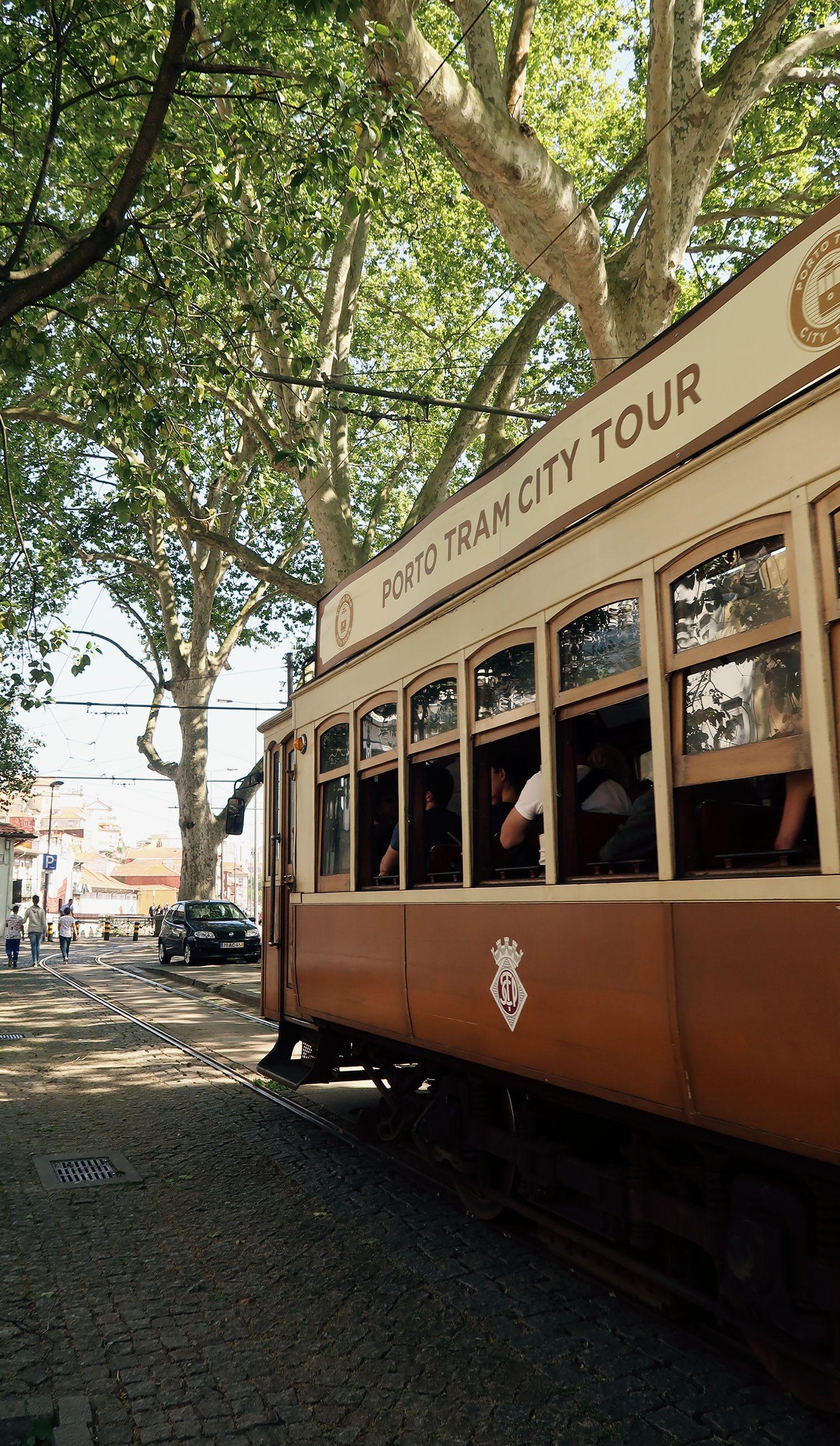 Porto City Tram