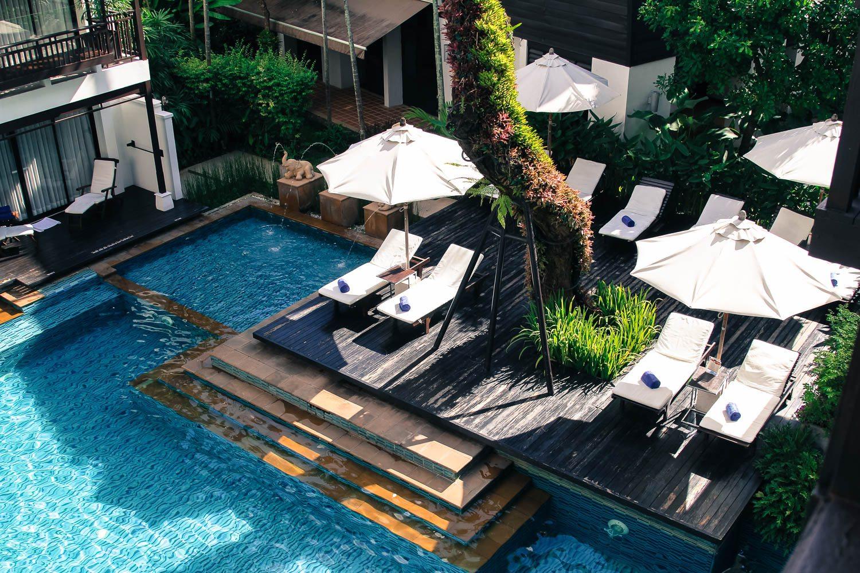 RarinJinda Chiang Mai Swimming