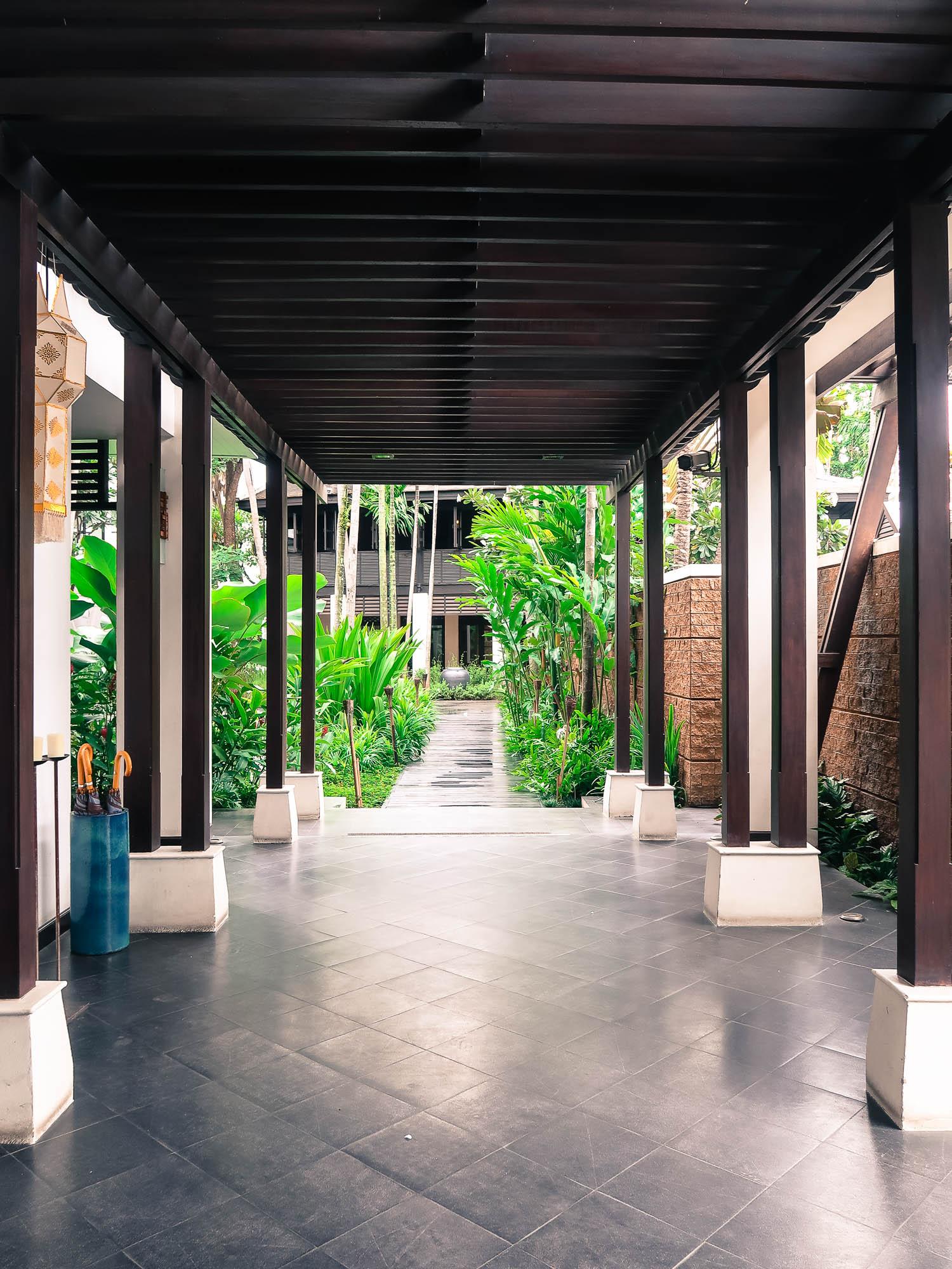 RarinJinda Wellness Spa Resort Hotel Review