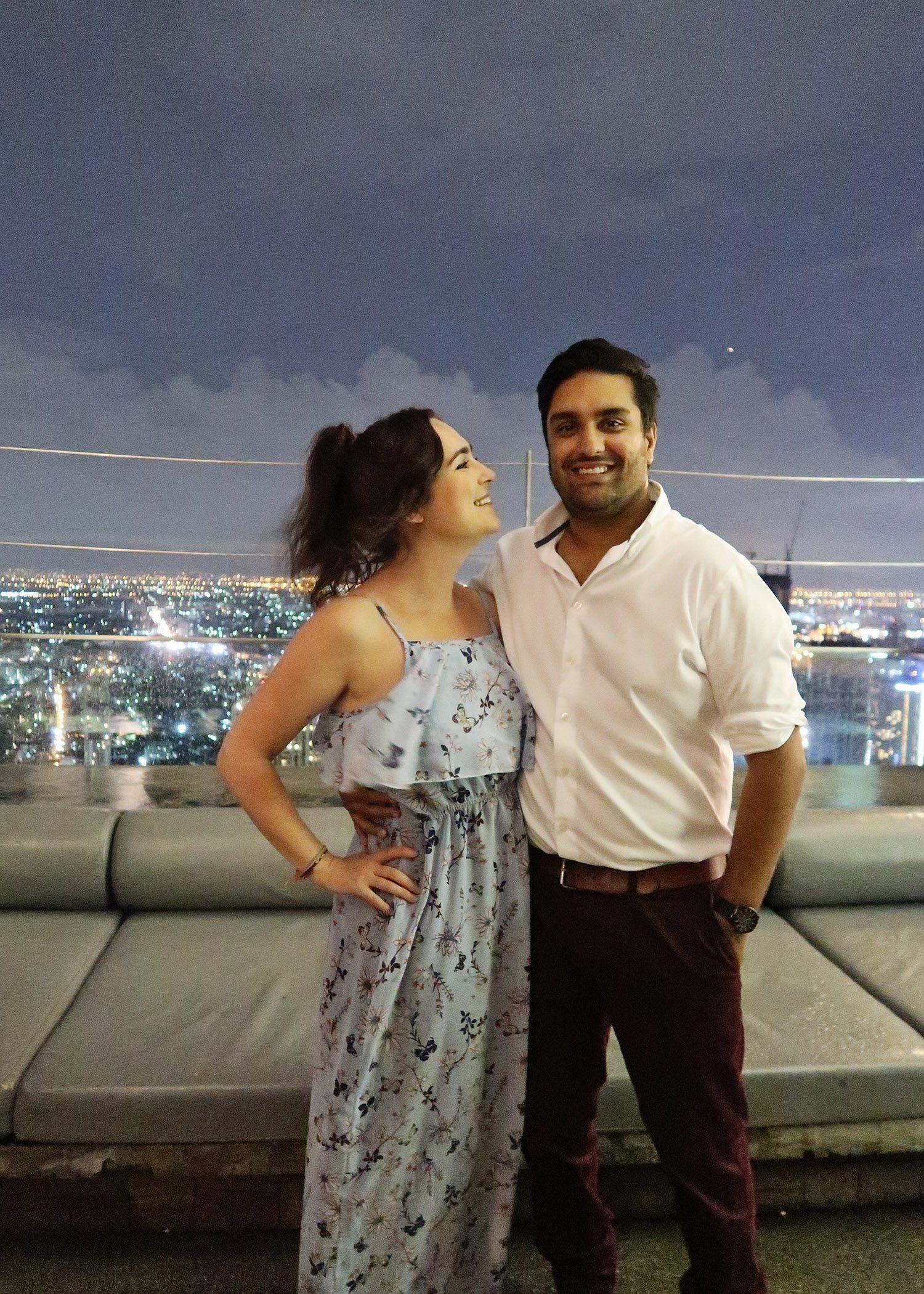 Romance in Bangkok