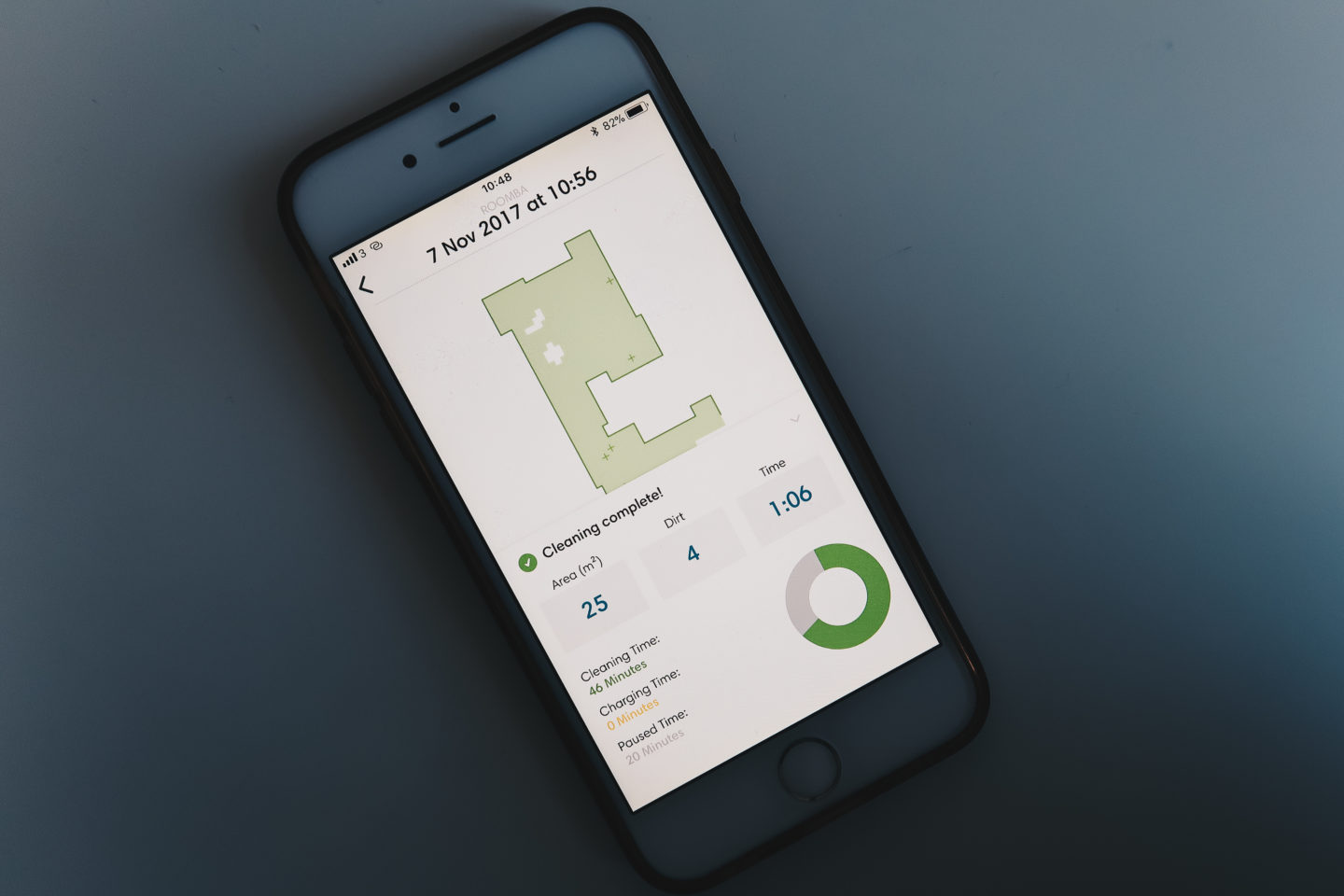 Roomba Review App
