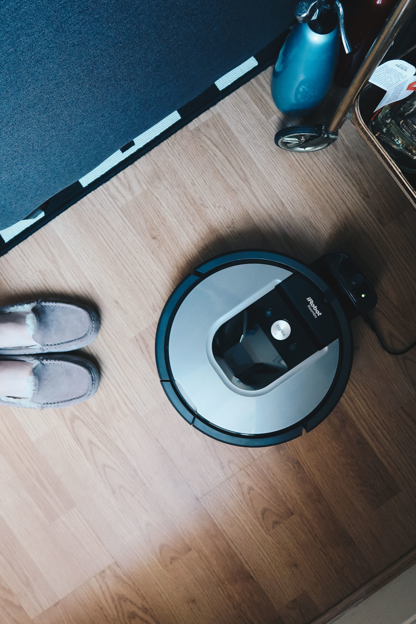 Vacuum Cleaner Roomba Review