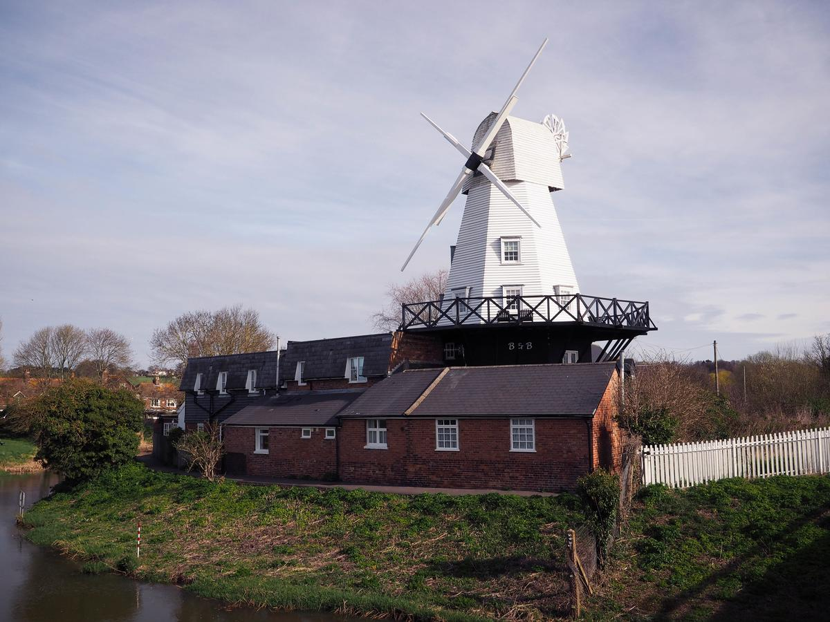 Rye Windmill BB