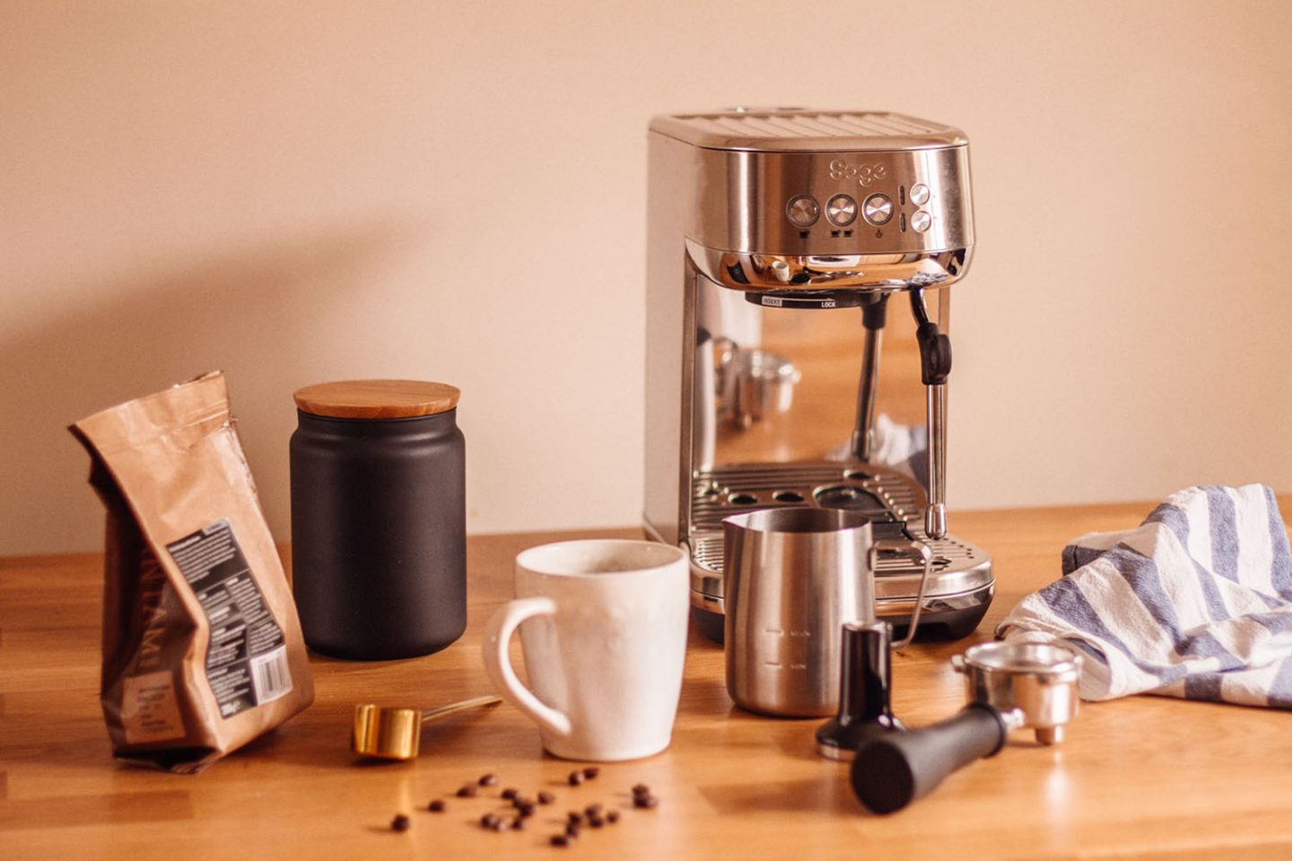 Sage Coffee Machine Review